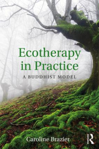 Ecotherapy book cover