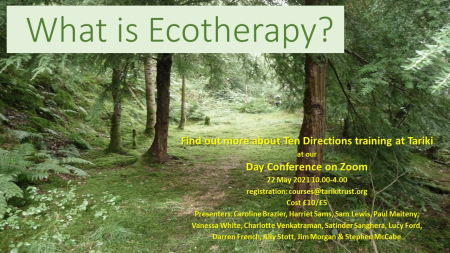 What is Ecotherapy